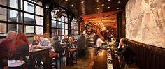 Terra Rossa Restaurant & Bar, Melbourne CBD