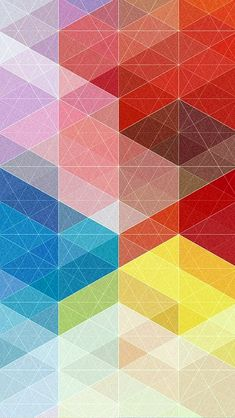 Geometric iPhone Wallpapers (10)