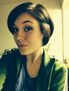 Growing out a pixie cut!