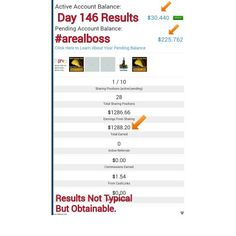 Income Proof Day 146 Results Consistency is Key  #AREALBOSS  #ONLINEMARKETING
