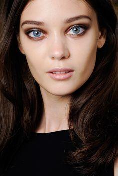 Roberto Cavalli Spring 2015 Ready-to-Wear Fashion Show Beauty