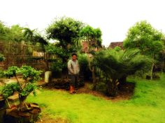 "At kediri.. ""beautiful garden"""