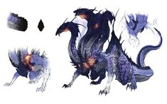 Hydra from Final Fantasy XIV: A Realm Reborn