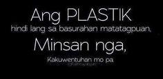 Nagkalat na plastik