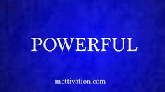 Do you feel powerful? Probably not. There's a lot of ingredients which flow into feeling and manifesting your true power. Most have never felt it. Why? Because your priorities and focus are askew. Misplace your priorities and lose focus and your destined to walk in a fog. In coaching, we nail down what is called your power statement. It's a directive every day as to how you live. I just read one my client sent and it was so good, it even made me feel POWERFUL! - Chris Mott…