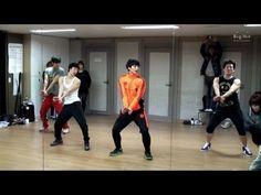 "2AM 콘서트 ""Step & Be My Baby"" 안무 연습 영상 - YouTube"
