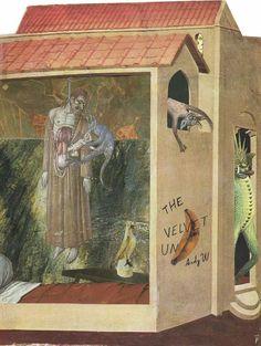 """""""Graffiti inconcluso en la casa de un ahorcado"""""""