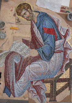 Byzantine Icons, Byzantine Art, Byzantine Mosaics, Orthodox Icons, Mosaic Art, Art And Architecture, Fresco, Style Icons, Art Decor