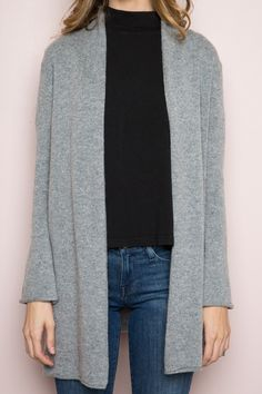 Brandy ♥ Melville    Aubrie Cardigan - Cardigans  - Sweaters - Clothing $42.00