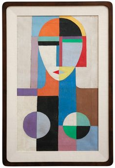 MID-CENTURIA : Art, Design and Decor from the Mid-Century and beyond: Russian Constructivist Paintings: Metropolis Mobiles Art, Modern Art, Contemporary Art, Art And Illustration, Illustrations, Plakat Design, Geometric Art, Geometric Painting, Geometric Designs