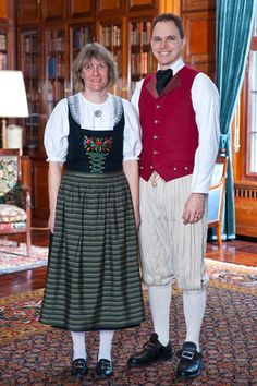 Aargau Traditional Costume