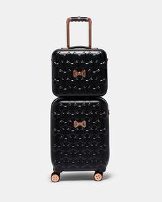 Discount Designer Handbags, Discount Handbags, Purses And Handbags, Leather Handbags, Versace Bright Crystal, Luggage Sets, Clutch Bag, Ted Baker, Black Bags