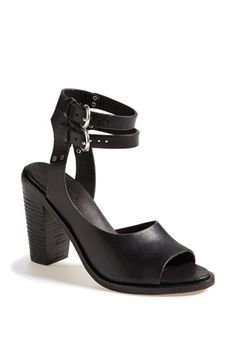 e9c1449a430f rag  amp  bone  Tulsa  Sandal available at  Nordstrom Block Heels