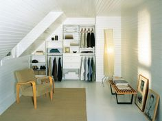 From storage ideas to lighting tips, make your closet user friendly and design a focal point for your small space.