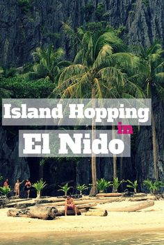 Island Hopping in El Nido, Philippines
