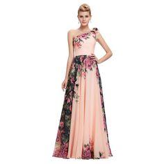 Flora print bridesmaid dress  gifts for bridesmaid