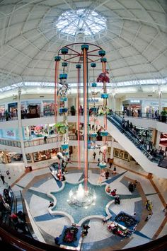 Willow Grove Mall-- will always be my favorite mall!