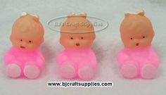 Soft Plastic Babies - Baby Shower Decorating Ideas - Baby Shower Accents