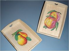 How to Embroider on Wood
