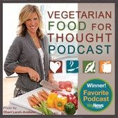 Colleen's podcast is amazing.  She thoughtfully discusses all aspects of living a kind life and takes down myths without breaking a sweat.  My favorite episodes: The Rise of the Excusitarian, The Newest Diet Fad: Paleo Diet, & The Practical Aspects of Being Vegan.