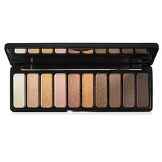 New Elf Cosmetics Party Ready Eyeshadow Palette 10 Shades 83327 Day To Night Elf Eyeshadow Palette, Rose Gold Eyeshadow, Smoky Eyeshadow, Neutral Eyeshadow, Smokey Eye, Eyeshadow Pallettes, Make Up Palette, Naked Palette, Makeup Products