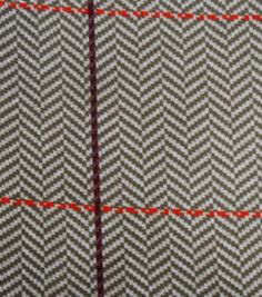 Anti Pill Fleece Fabric-Herringbone for laptop, sunglass, camera, and cell phone pockets