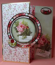 Hunky Dory, One Sheet Wonder, Decorative Plates, Scrap, Sketches, Floral, Cards, Beautiful, Handmade Cards