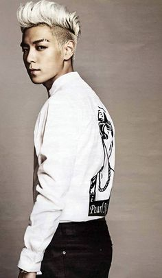 Because who doesn't need more hot pics of TOP
