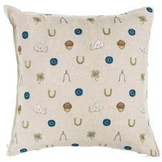 "Good Luck Pillow 20""x20"" #20""-x-20"" #pillow #WholesalerAppOnly"