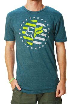 8f4782480a9 Fox Racing Men s Perrin Premium Graphic T-Shirt