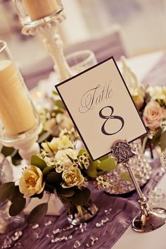 Cedarwood Fall Wedding table design