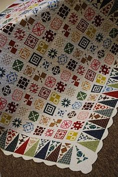 Dear Jane    #quilts #quilting #dear_jane