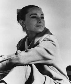 Audrey Hepburn fotografiada por Inge Morath, México, 1959