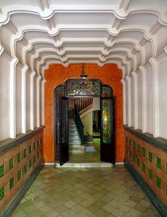 Barcelona - Roger de Llúria 084 i | Casa Jeroni Granell Arc… | Flickr - Photo Sharing!