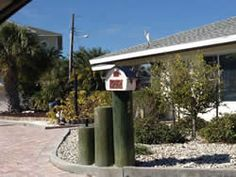 Unique Mailboxes in Madeira Beach! #MadeiraBeach #Florida #BeachHome #BeachCondo #SecondHome #ForSale #WaterFront #GulfView www.blackburninvestors.com