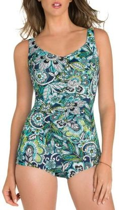 5c0fbff636b44 Paradise Bay Womens Gypsy Mastectomy Swimsuit. Mastectomy SwimsuitsParadise  ...