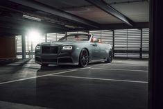 Spofec's Rolls-Royce Dawn Is An Overdose On Ecstasy Rolls Royce Dawn, Mclaren Mercedes, Twin Turbo, Over Dose, Car Photos, Luxury Cars, Planes, Garage, Fancy Cars
