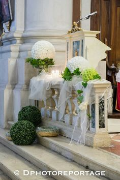 Altar Flowers, Church Flower Arrangements, Church Flowers, Flower Centerpieces, Flower Decorations, Wedding Centerpieces, Floral Arrangements, Wedding Flowers, Wedding Decorations