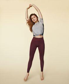c1e919c690 Moonchild Seamless Geranium Legging and Logo Tee #yoga#activewear#movement#health#.  Moonchild Yoga Wear