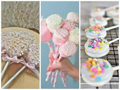 La Organización, Salones y Caterings - DIY: oreo-pops para la mesa dulce! - Casamientos Online