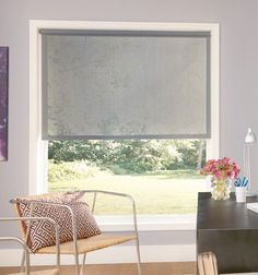 Window Treatment Ideas For Spring. A new season is the perfect time to dress up your windows with clever upgrades of curtains, shades, blinds and more. Window Coverings, Window Treatments, Roman Shades Kitchen, Faux Blinds, Motorized Shades, Shaped Windows, Woven Shades, Solar Shades, Light Filter