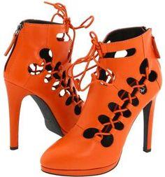 Racy Cutout Stilettos - The Giuseppe Zanotti for Christopher Kane Heel is Hot Hot Hot (GALLERY)