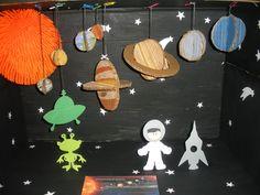 Solar System lesson ideas #CLIL #Science // Ideas para trabajar el Sistema Solar @karolitapc