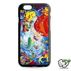 Ariel And Friends iPhone 6 Case   iPhone 6S Case