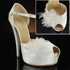 Custom Giuseppe Zanotti Wedding Shoes From My Glass Slipper   I LOVE The