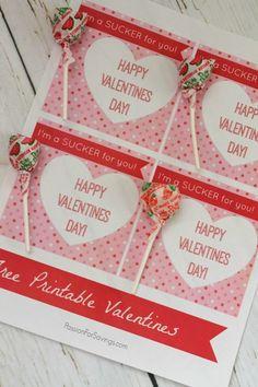 Free Valentines Printable #247moms