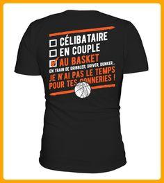 Clibataire en couple au basket - Barca shirts (*Partner-Link)
