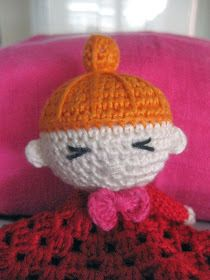 Johkunlaiset askareet: Pikku Myy unilelu Diy Crochet, Diy And Crafts, Beanie, Knitting, Hats, Tricot, Hat, Cast On Knitting, Beanies