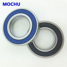 1 Pair MOCHU 7002 7002C 2RZ P4 DB A 15x32x9 15x32x18 Sealed Angular Contact Bearings Speed Spindle Bearings CNC ABEC-7