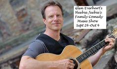 Glen Everhart's Heebie Jeebies Family Comedy Music Show